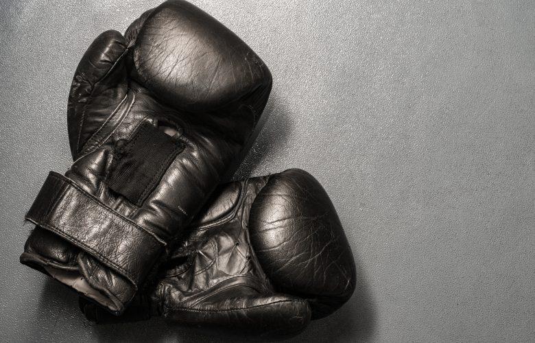 gant de boxe